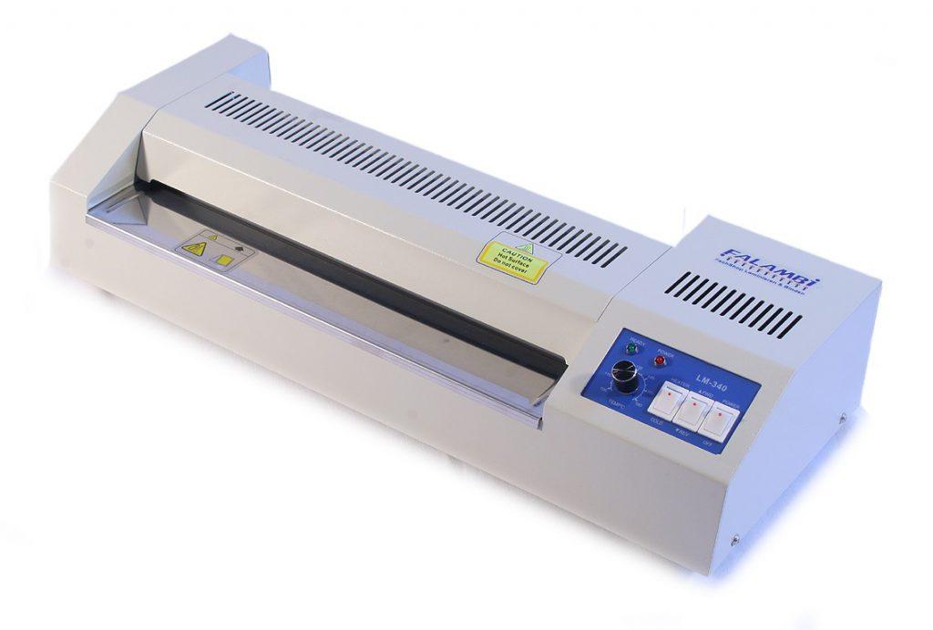 The laminating machine we need looks like this one.